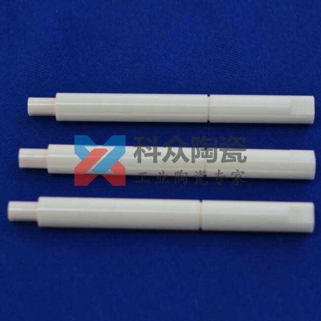 氧化锆精密陶瓷棒加工