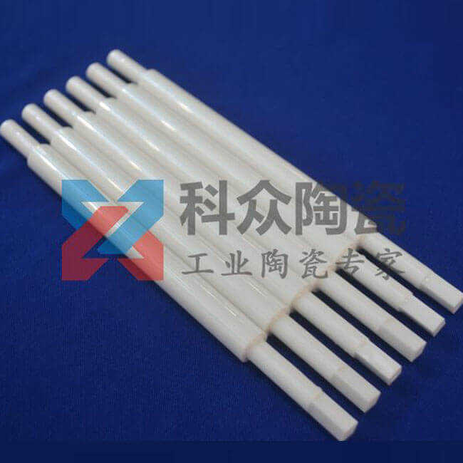 ?氧化铝精密陶瓷棒精加工