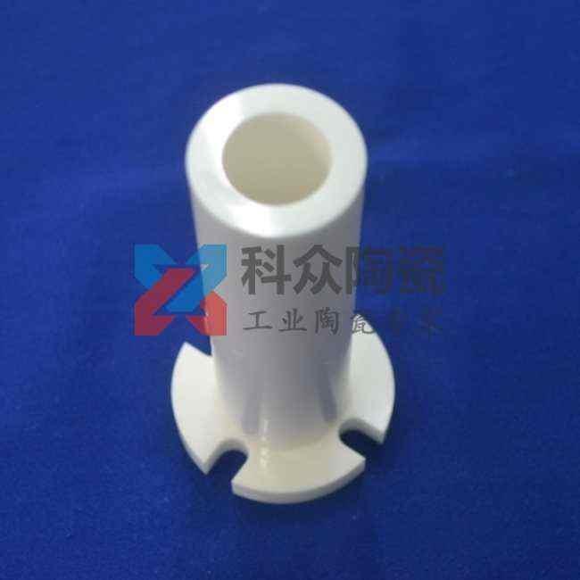 氧化铝精密陶瓷管加工