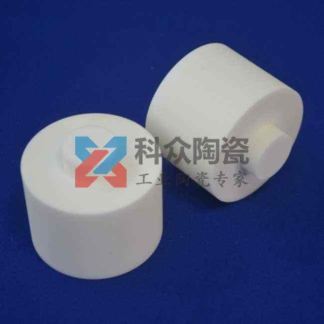 氧化铝精密陶瓷管台阶加工