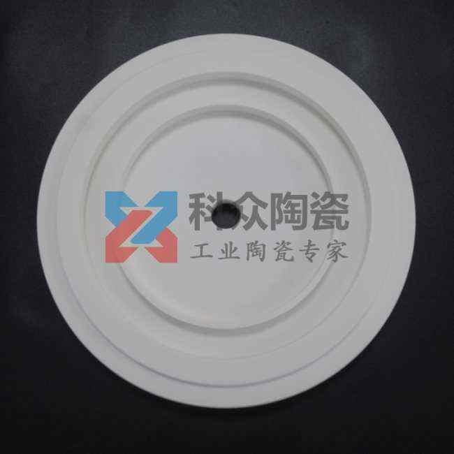 ?氧化鋁精密陶瓷環加工