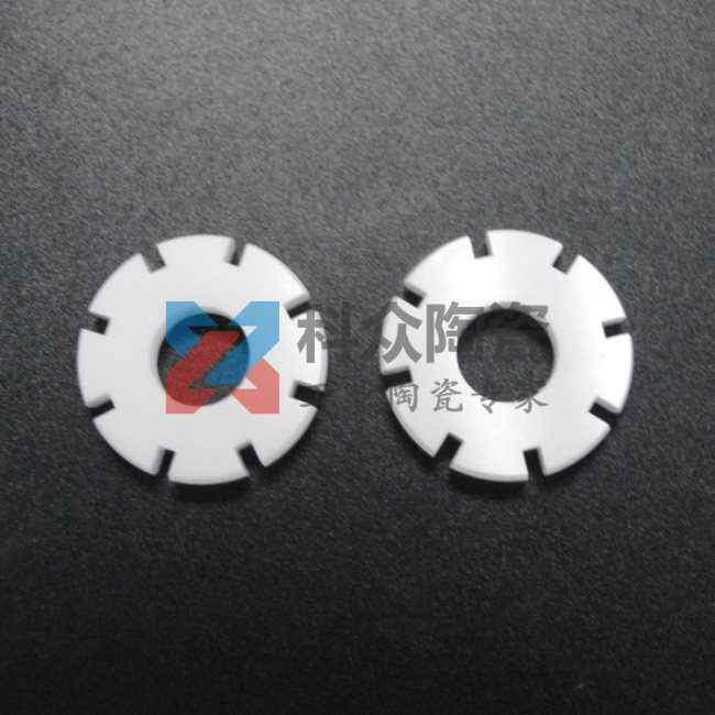 氧化鋯精密陶瓷環精加工