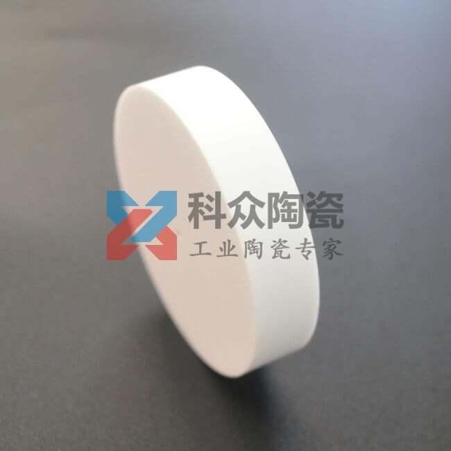 氧化鋁精密陶瓷圓板?加工