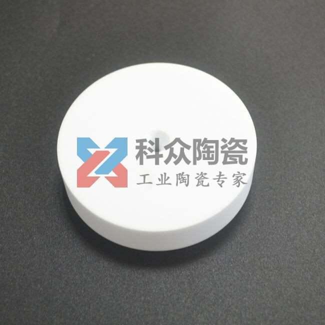 氧化铝精密陶瓷圆板加工