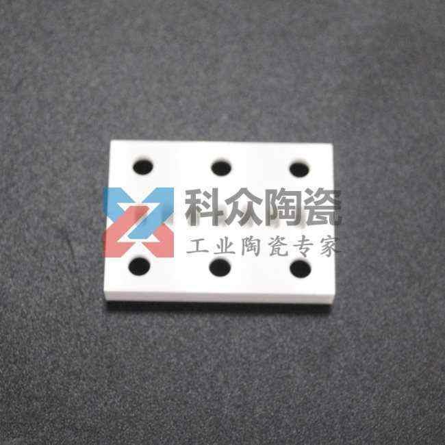 ?氧化鋯精密陶瓷板打孔加工