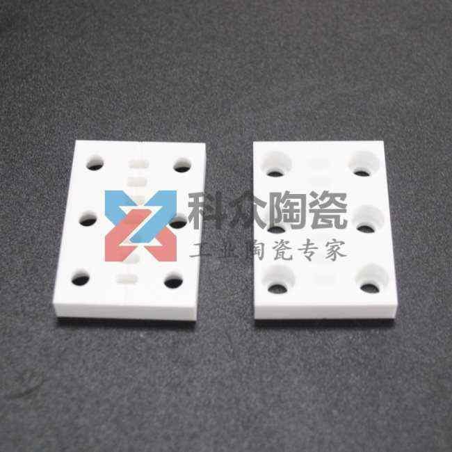 氧化锆精密陶瓷板打孔加工