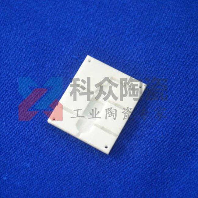 氧化铝精密陶瓷片开槽加工