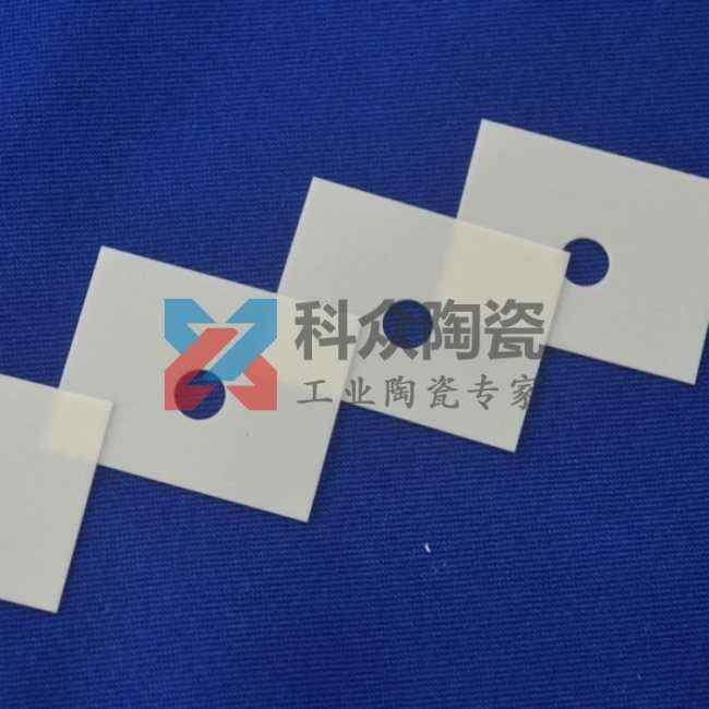 氧化铝精密陶瓷片打孔加工
