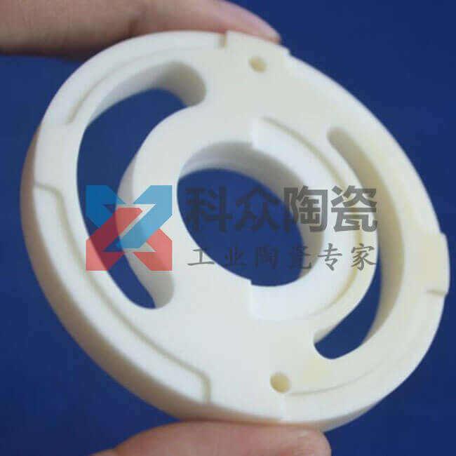氧化铝精密陶瓷阀加工