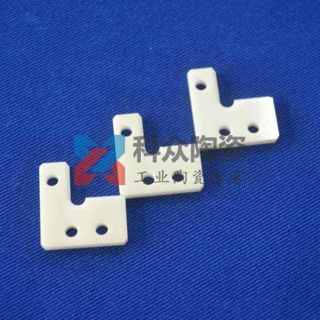 ?氧化鋁精密陶瓷刀打孔加工