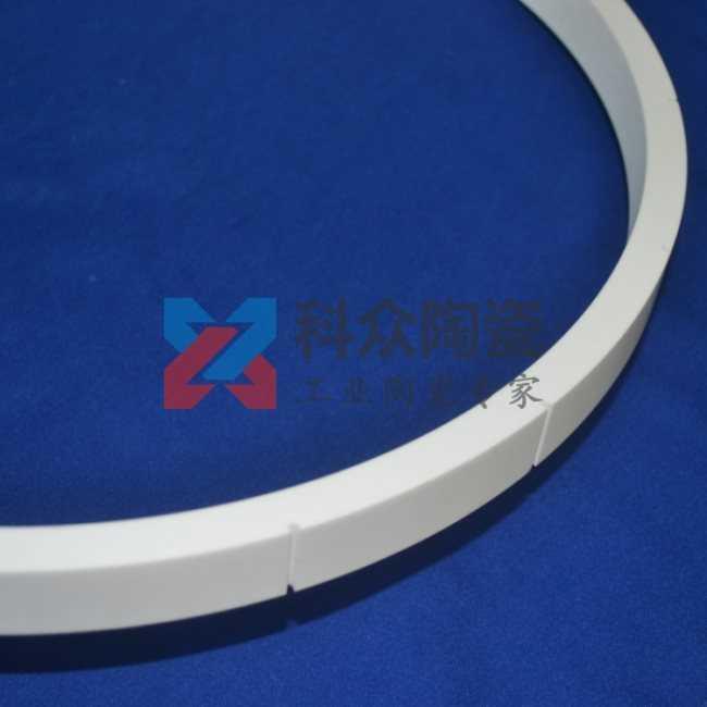 氧化铝精密陶瓷环加工