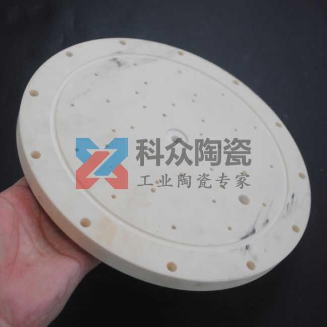 氧化铝精密陶瓷大圆盘加工