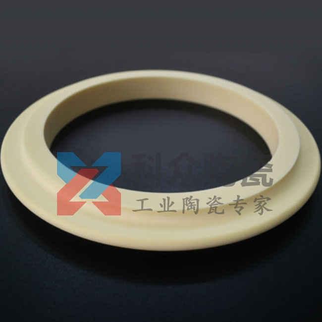 99氧化铝精密陶瓷异型环