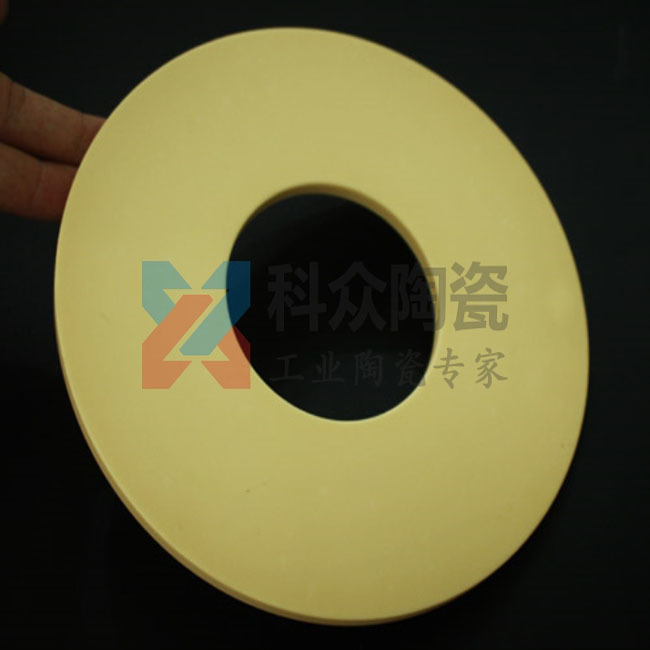 995氧化铝精密陶瓷大圆环