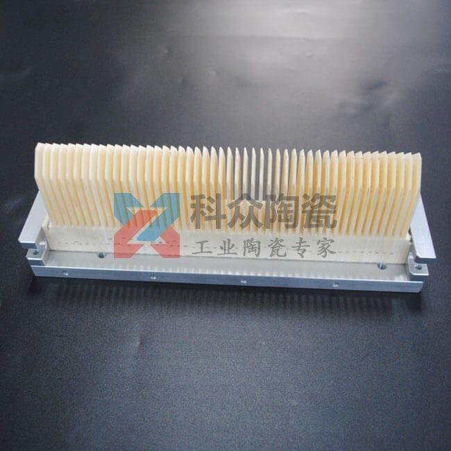 氧化鋁精密陶瓷齒加工