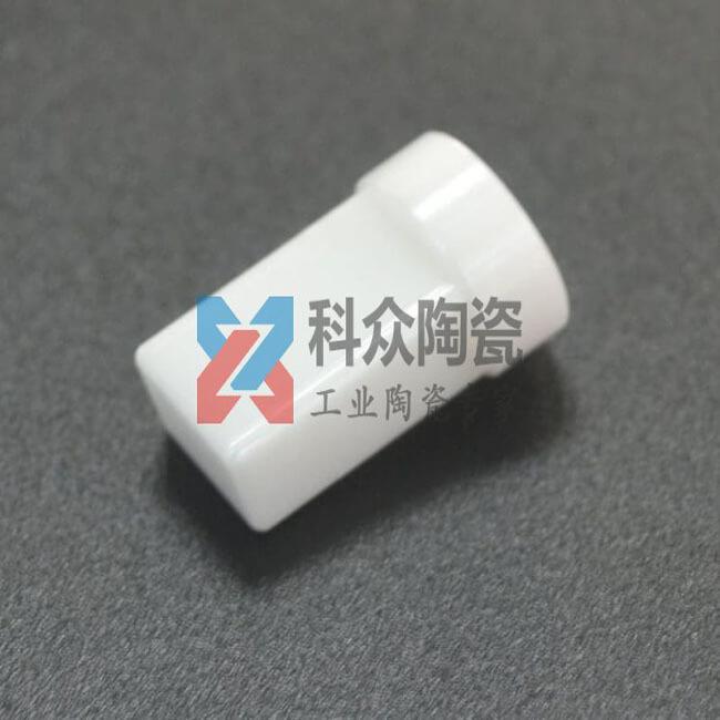 氧化锆精密陶瓷零件带台阶