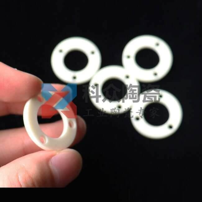 氧化锆精密陶瓷零件小垫片