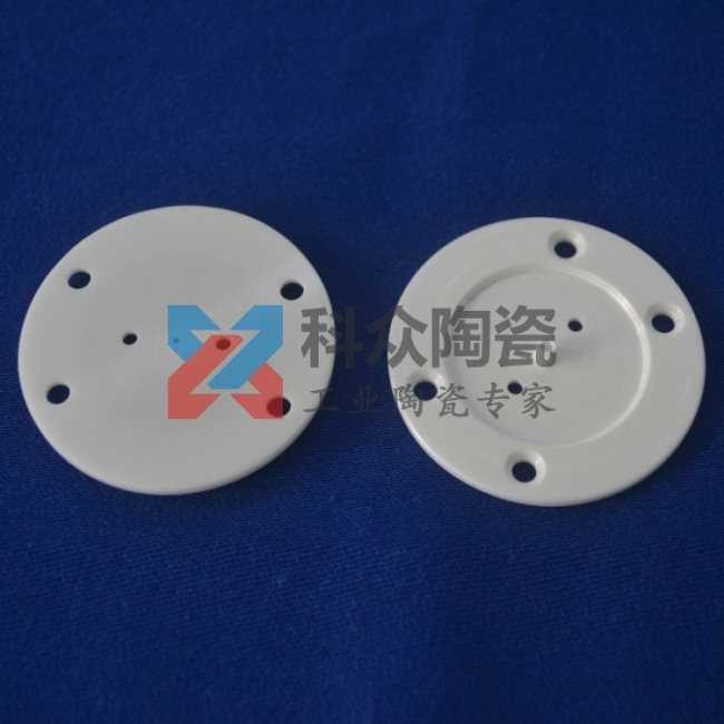 氧化锆精密陶瓷零件小圆片