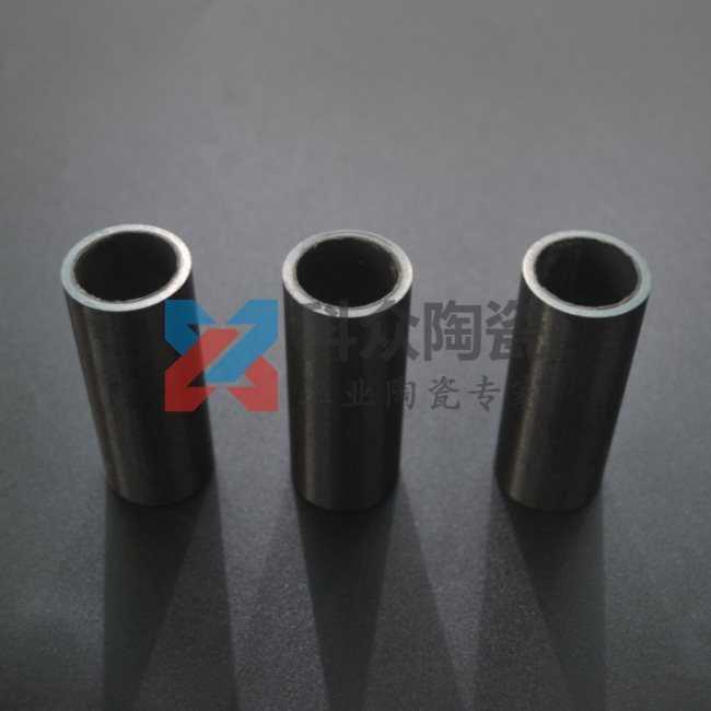 黑色碳化硅精密陶瓷零件