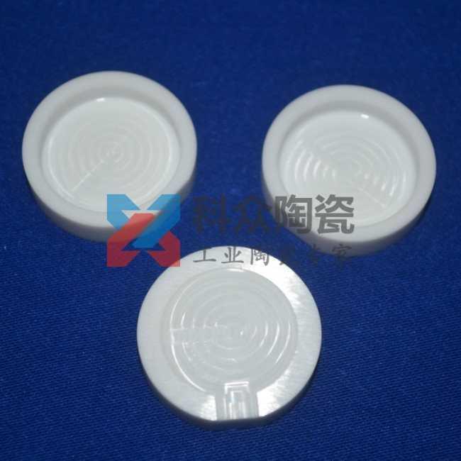 白色氧化锆精密陶瓷结构件
