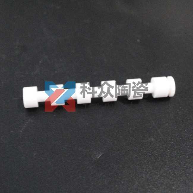 氧化锆精密陶瓷结构件异形棒