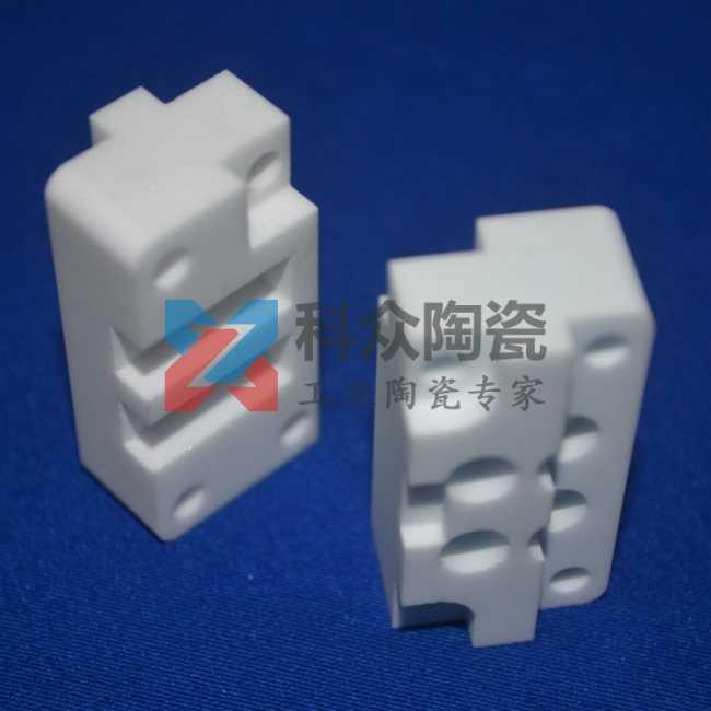 95氧化铝精密陶瓷结构件