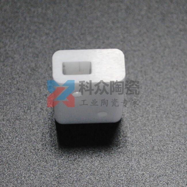 氧化锆电子精密陶瓷块加工