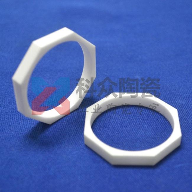 氧化鋯精密陶瓷環精細加工