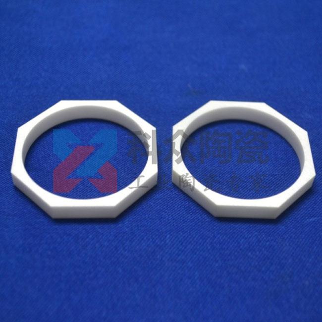 氧化锆精密陶瓷环精细加工