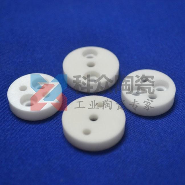 氧化鋯精密陶瓷環打孔加工