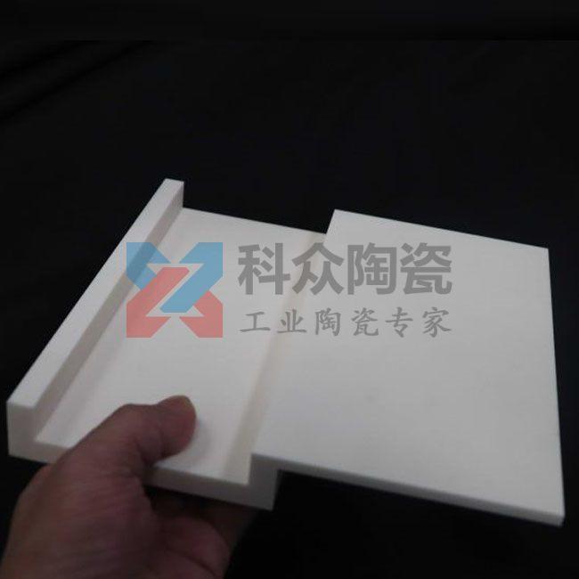 氧化鋁精密陶瓷臺階板