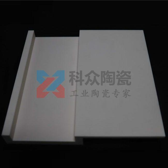 氧化铝精密陶瓷台阶板