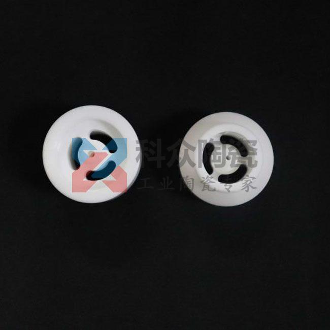 氧化鋯精密陶瓷零件打孔