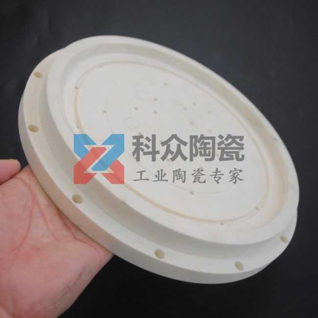 氧化铝半导体精密陶瓷圆盘