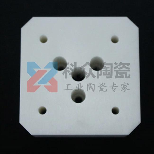 氧化鋯精密陶瓷板打孔