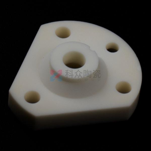 99氧化铝精密陶瓷定位座