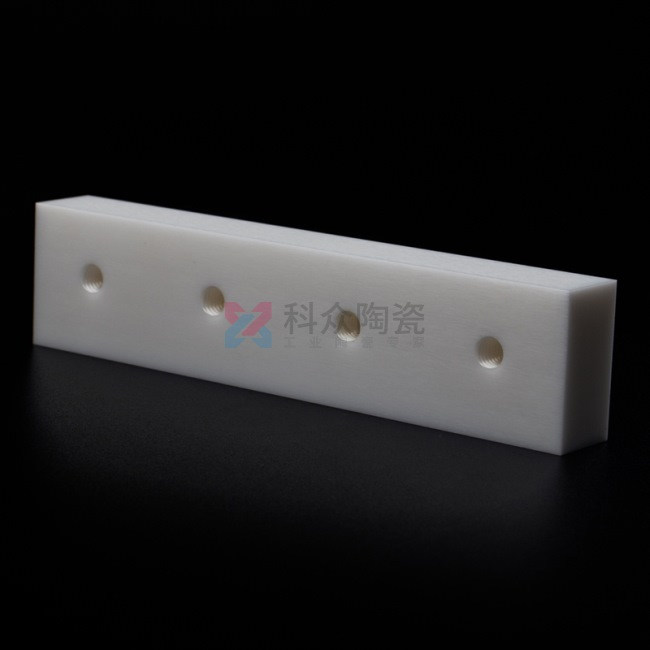 氧化锆陶瓷攻牙打孔