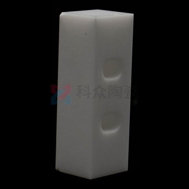 精密陶瓷固定块内孔加工