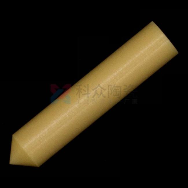 黃色錐形精密陶瓷芯頭