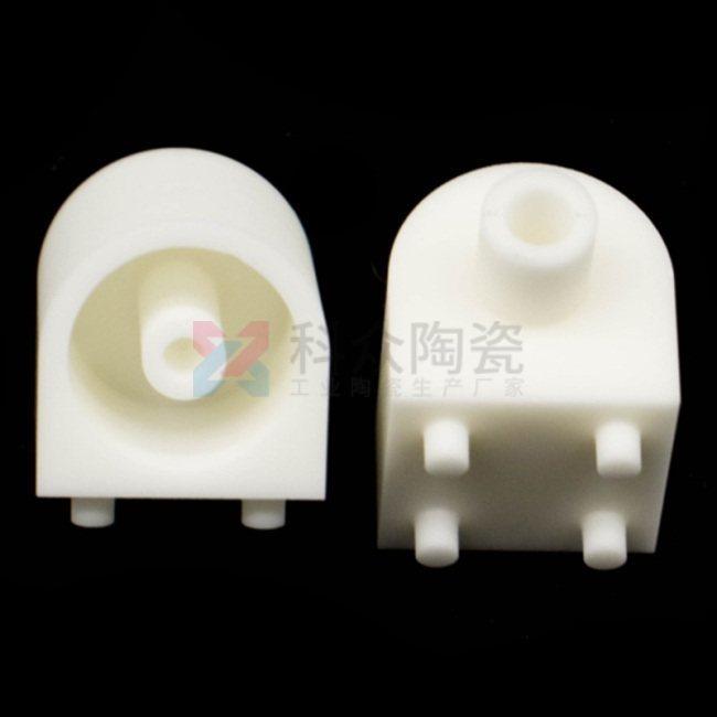 99氧化铝精密陶瓷零部件