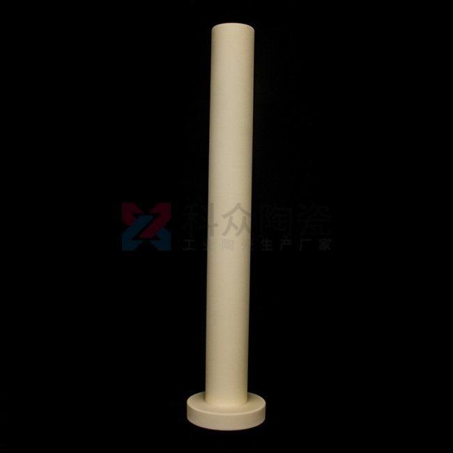 95氧化铝精密陶瓷导管成孔