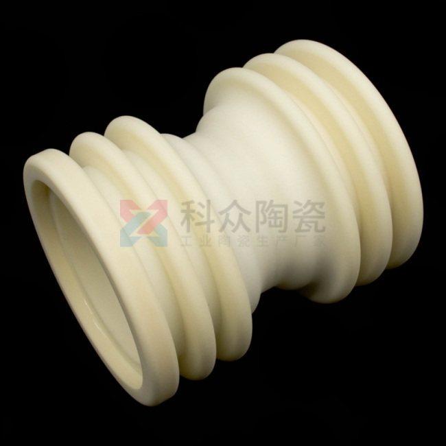 精密螺纹氧化铝陶瓷绝缘子