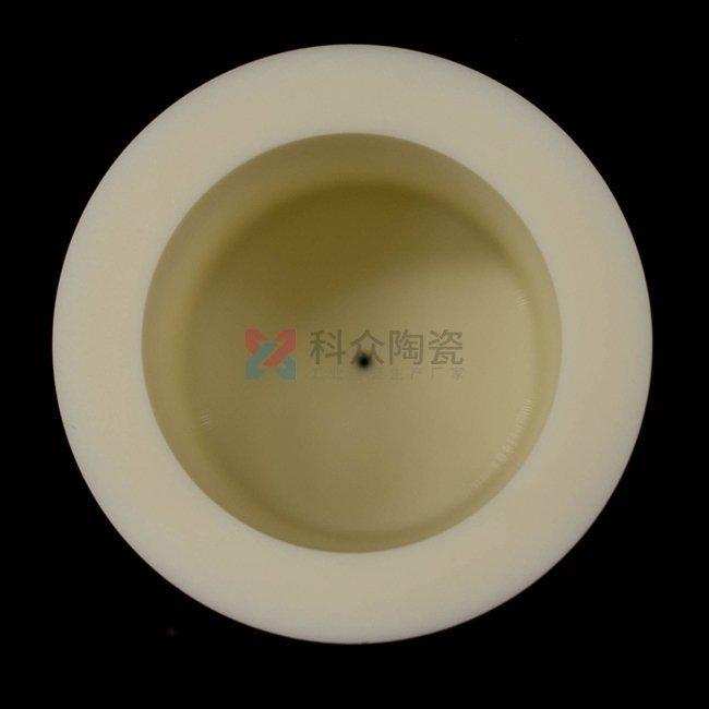 99氧化铝精密陶瓷杯