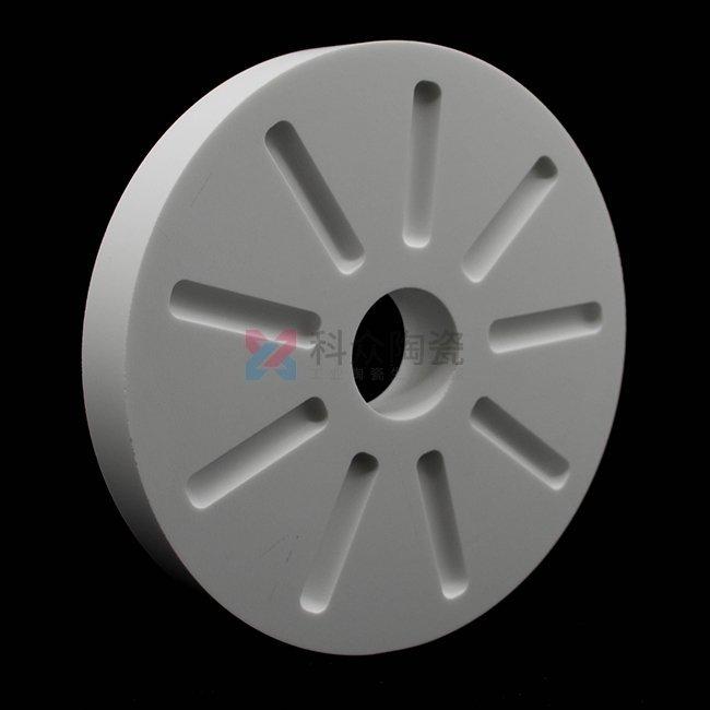 氧化铝精密陶瓷磨粉机动轮