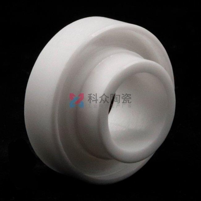 氧化锆绝缘精密陶瓷环