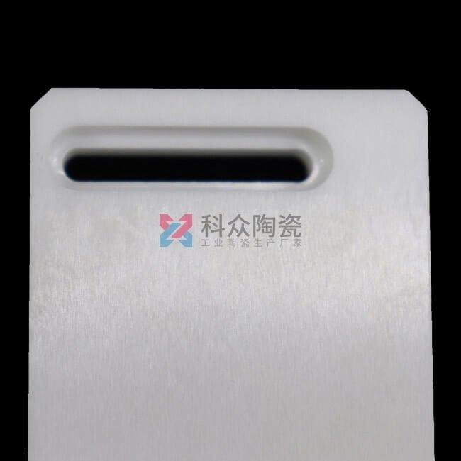 氧化锆精密陶瓷弯折机下保压块