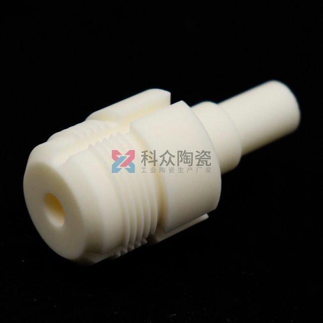 995氧化铝精密陶瓷加工配件