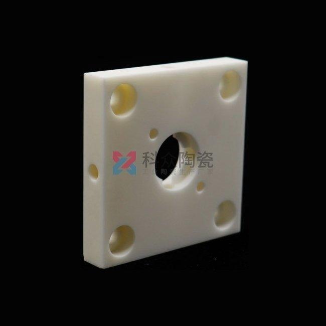 99氧化铝精密陶瓷中心支架