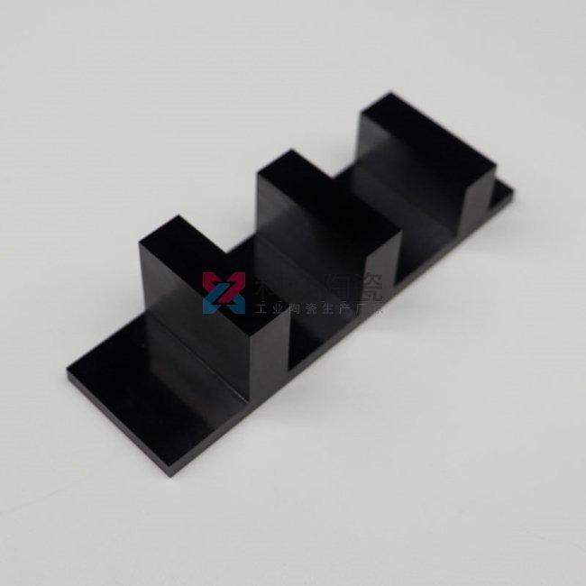黑色氧化锆精密陶瓷定位块