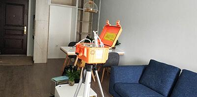 房子检测甲醛要选择能出具Cma检测报告的机构处理